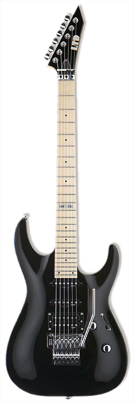 LTD MH-53 - Black Finish