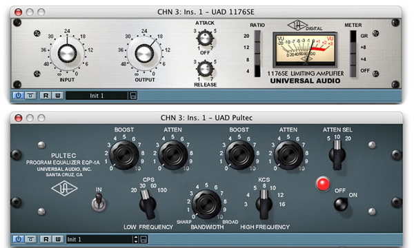 Universal Audio UAD-2 Duo Core View 3