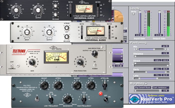 Universal Audio UAD-2 Solo Core View 2