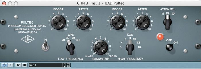 Universal Audio UAD-2 Solo Core View 5