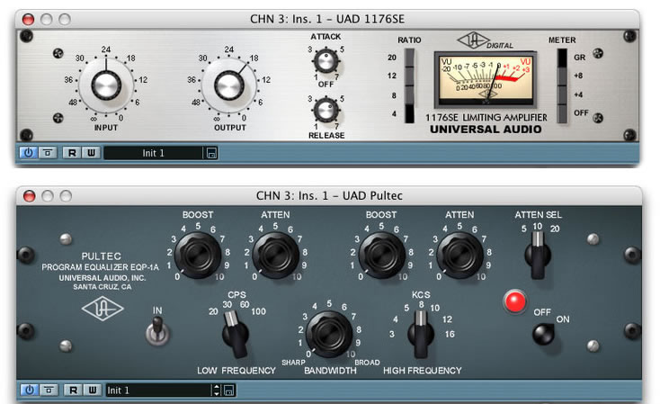 Universal Audio UAD-2 Duo Neve View 4