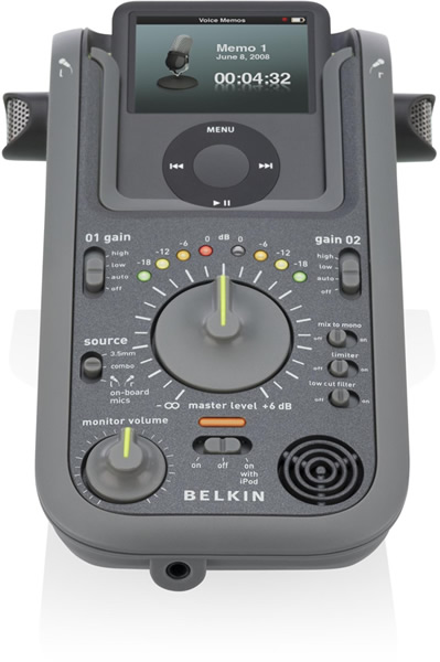 Belkin GoStudio View 2