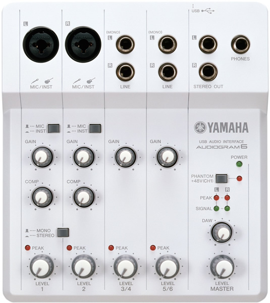 Audiogram 6