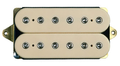 DP100 Super Distortion (*Bulk Pac) - Creme/Creme Finish