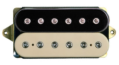DP100BC Super Distortion (*Bulk Pac) - Black/Creme Finish