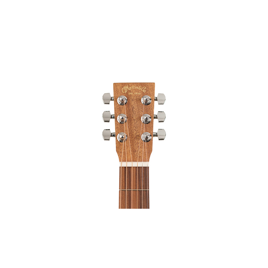 Martin Backpacker - Steel String Headstock