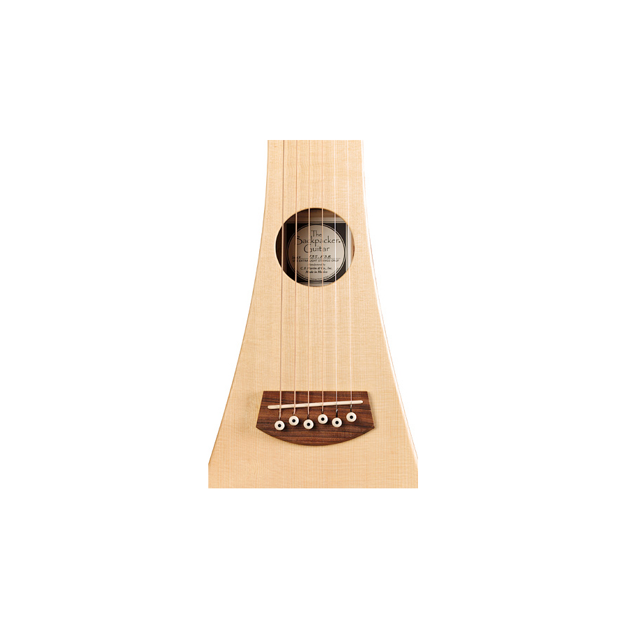 Martin Backpacker - Steel String Soundhole