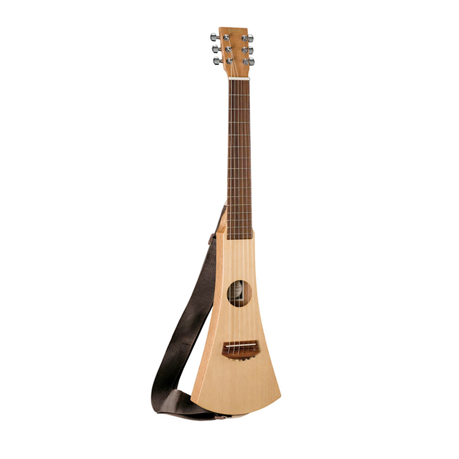 Classical Nylon Backpacker Guitar LEFTY