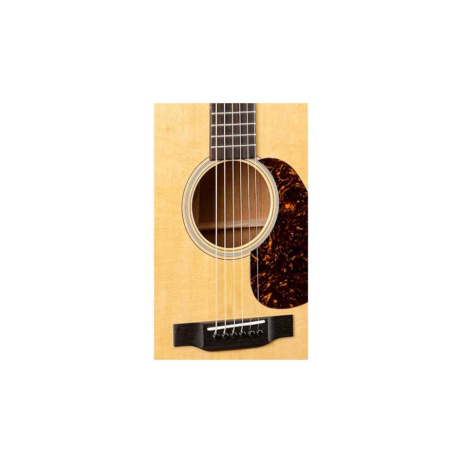 Martin D-18 Soundhole Detail