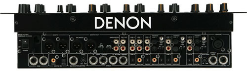 Denon DN-X900 Back View