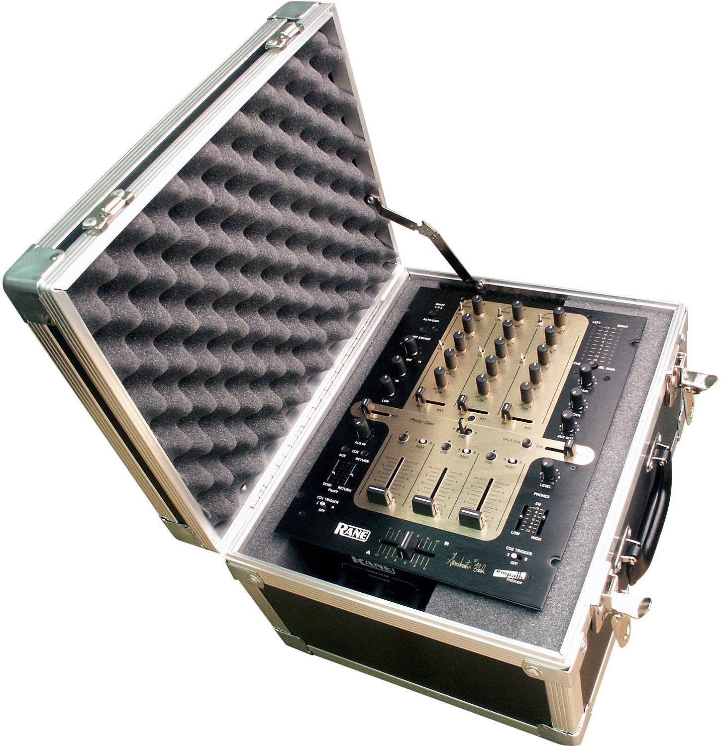 Rane Empath GMF with Case Case View