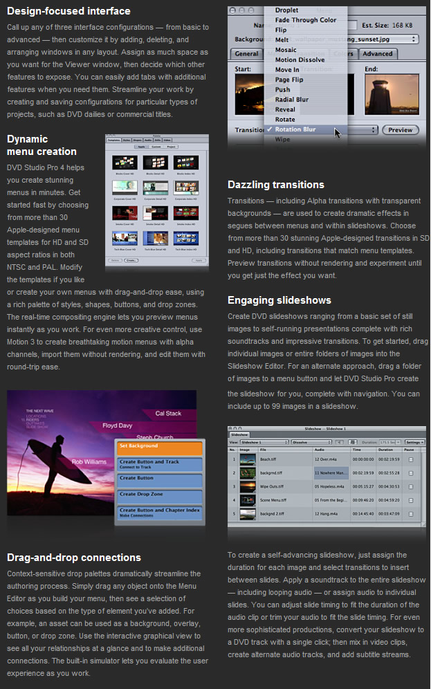 Apple Final Cut Studio 2 Includes DVD Studio Pro 4