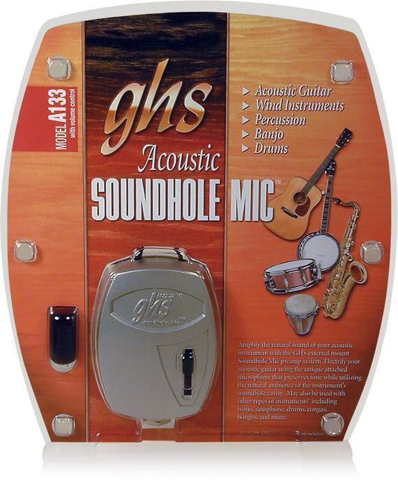 A133 Acoustic Soundhole Mic