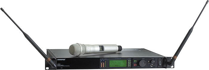 KSM9/SL Wireless System - Champagne Microphone