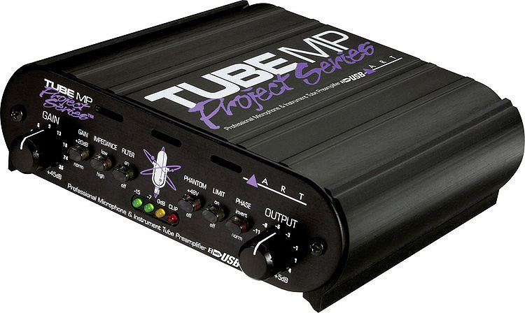 Tube MP Project Series with USB