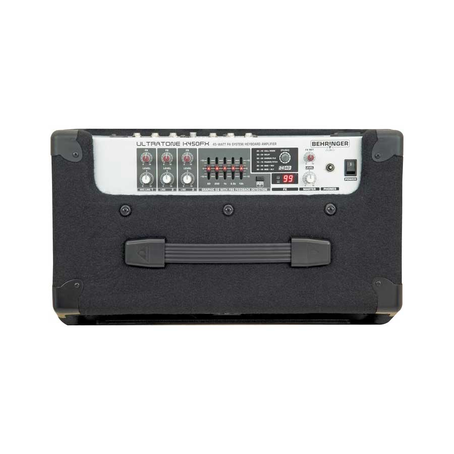 Behringer K450FX Top View