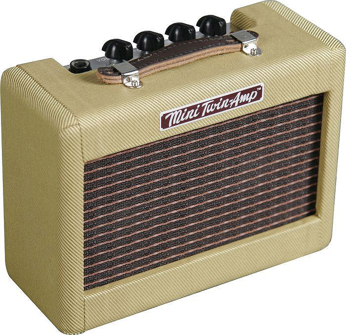 57 Mini Twin Amp