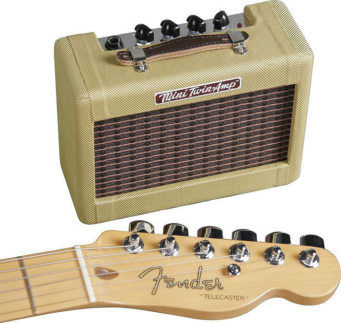 Fender 57 Mini Twin Amp™ Scale View