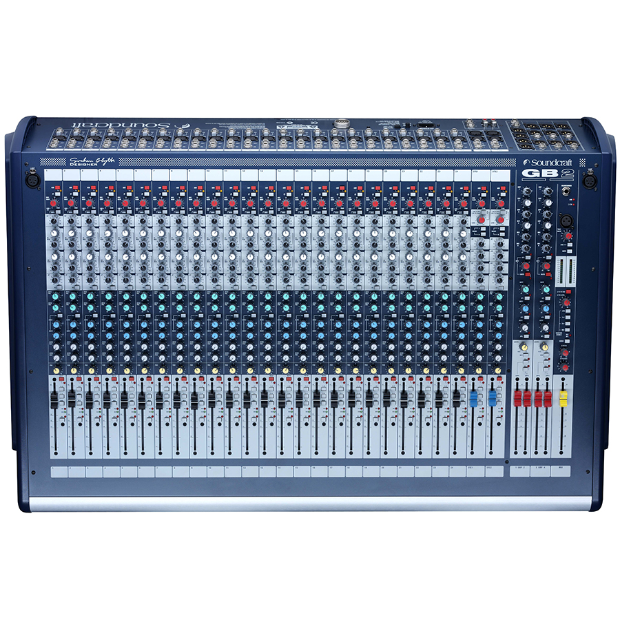 Soundcraft GB2-32 View 2