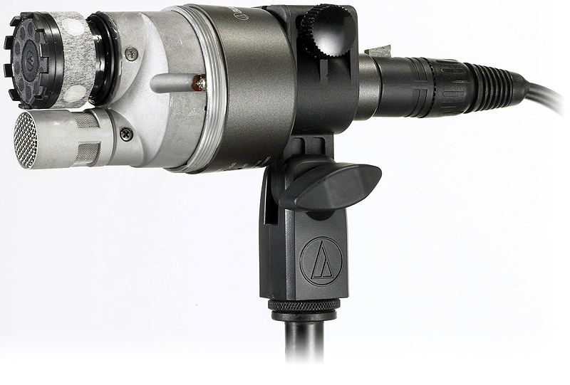 Audio Technica ATM250DE Cutaway View
