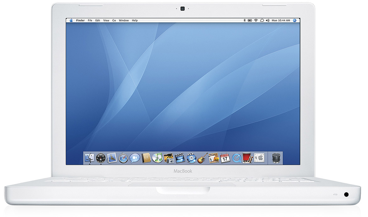 MacBook 13 Inch 2.0GHz Intel Core 2 Duo - White