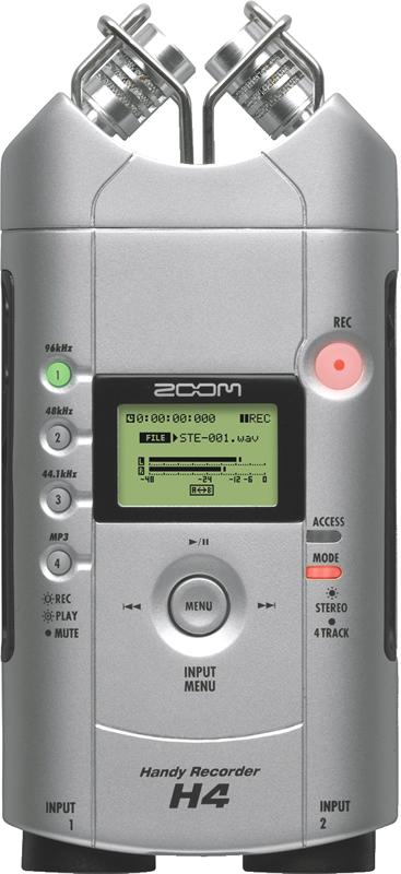 H4 Compact SD Recorder