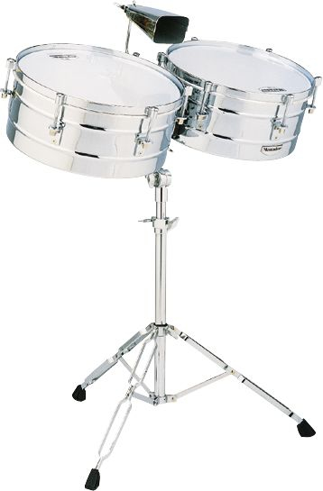 M257 Timbales - Chrome