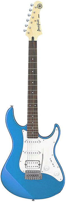 PAC112J - Lake Blue Finish