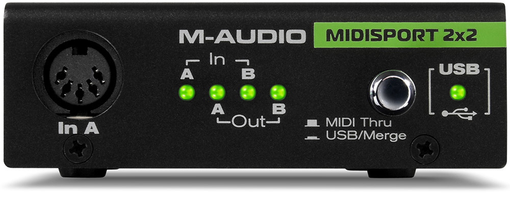 MIDISPORT 2x2 Anniversary Edition