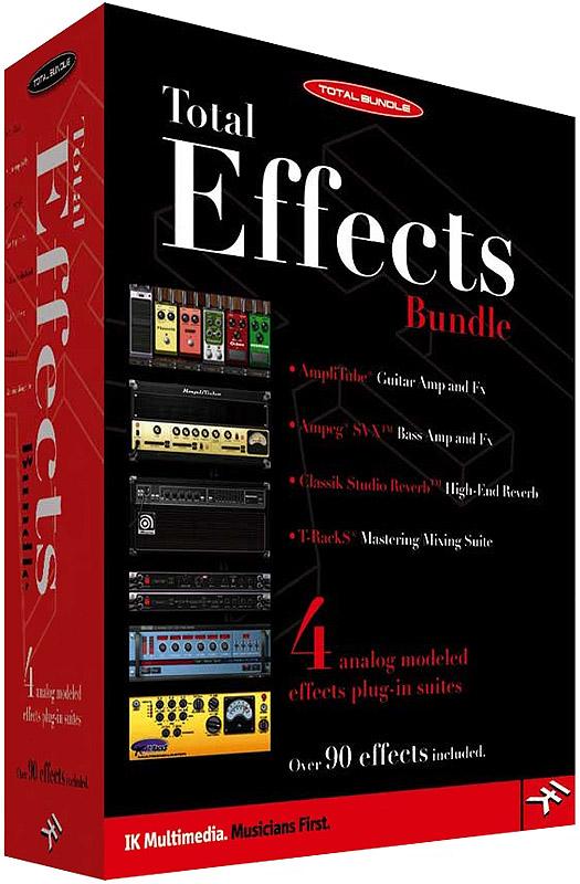 Total Effects Bundle
