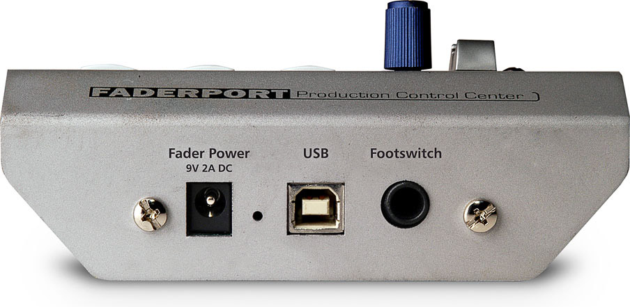 Presonus FaderPort Rear View