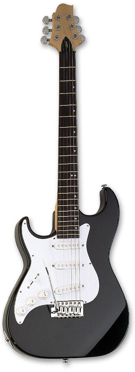 MB1 - Lefty Black Finish