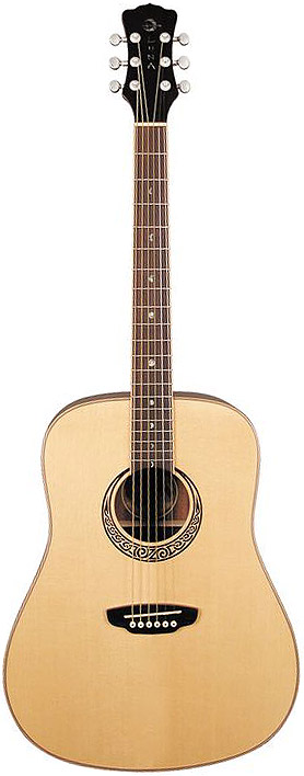 Muse M Dreadnought - Satin Natural
