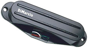 Dimarzio Chopper Black