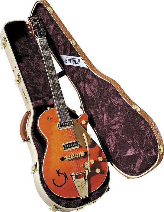 Gretsch G6130 Round Up Case View