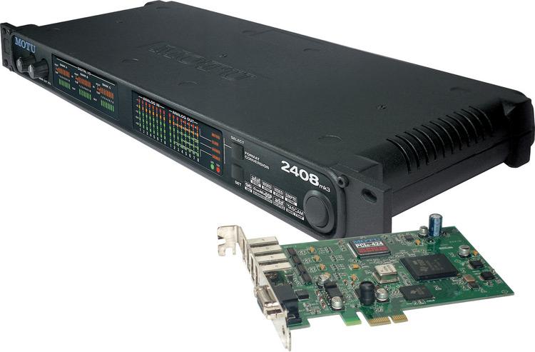 2408 MK3 Core System PCI-e