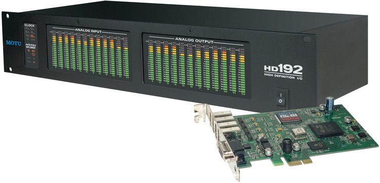 HD192 Core PCI-e