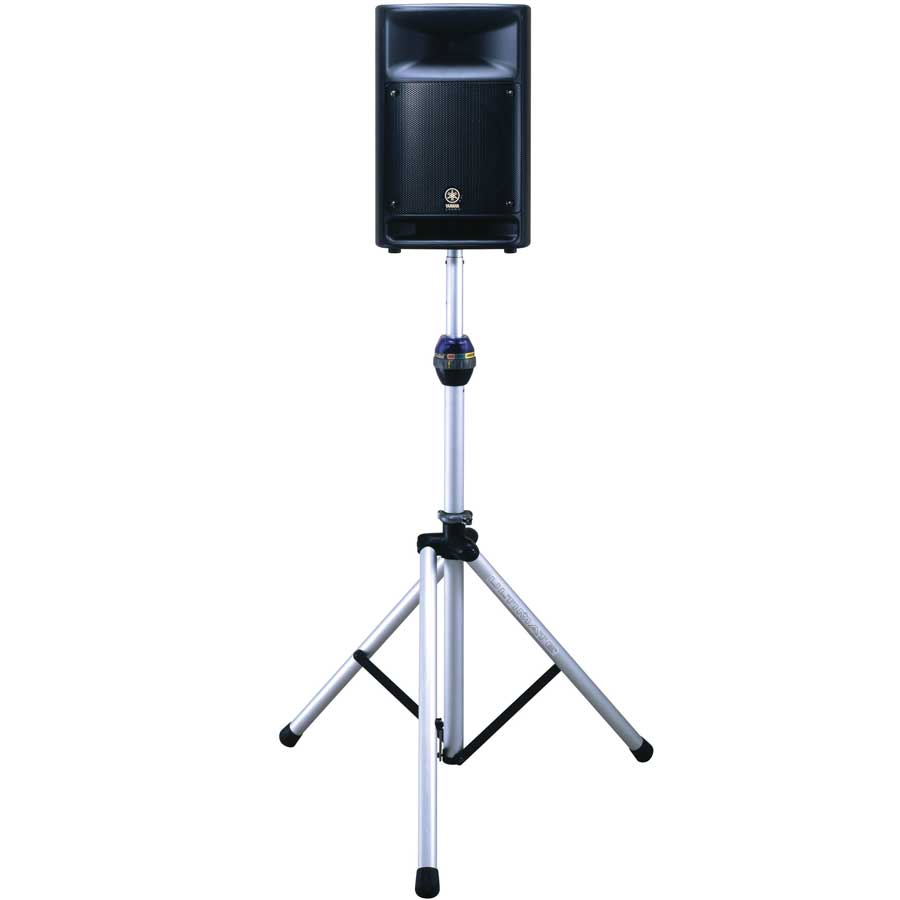 Yamaha StagePas 500 System Speaker on Stand