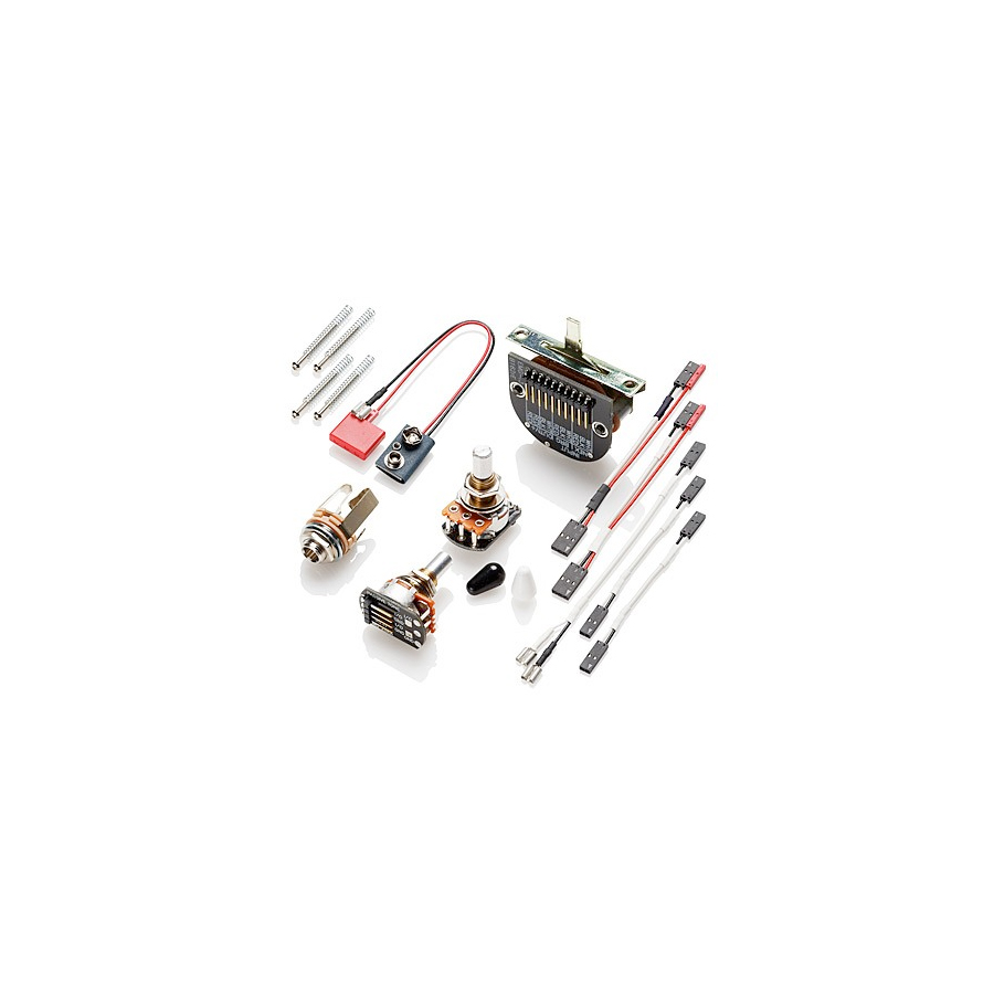 EMG EMG-TC - White Hardware / Install Kit
