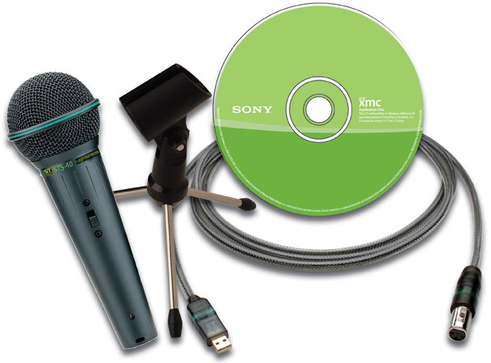 LightSnake Podcasting Kit