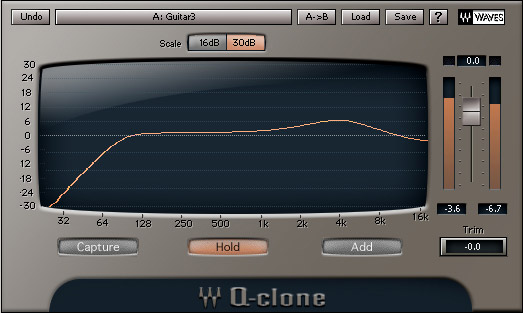 Waves Mercury - TDM Digital Download Q-Clone View