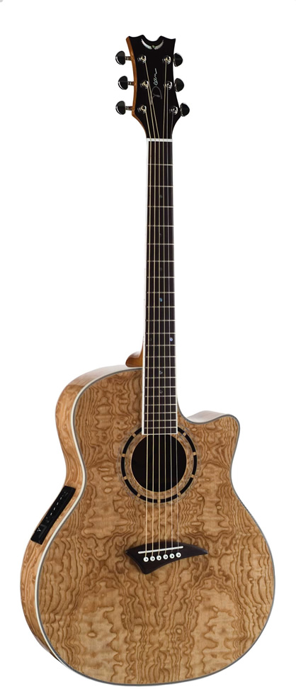Exotica Quilted Ash - Gloss Natural