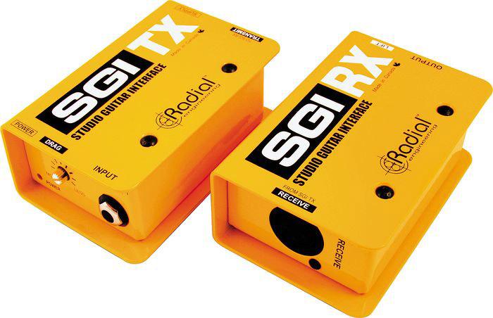 SGI TX/RX