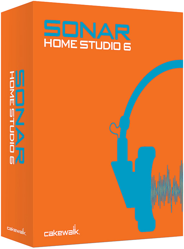 Sonar 6 Home Studio Edition