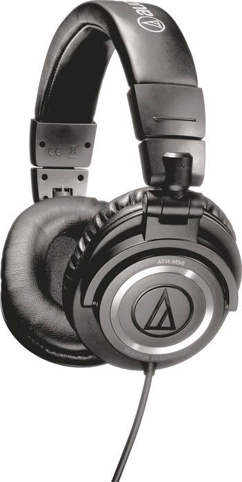 Audio Technica ATH-M50 Black