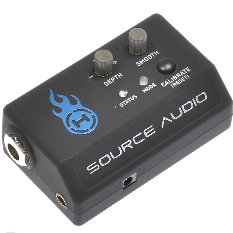 Source Audio SA101W3 Hot Hand Wah Filter - Wireless View 7