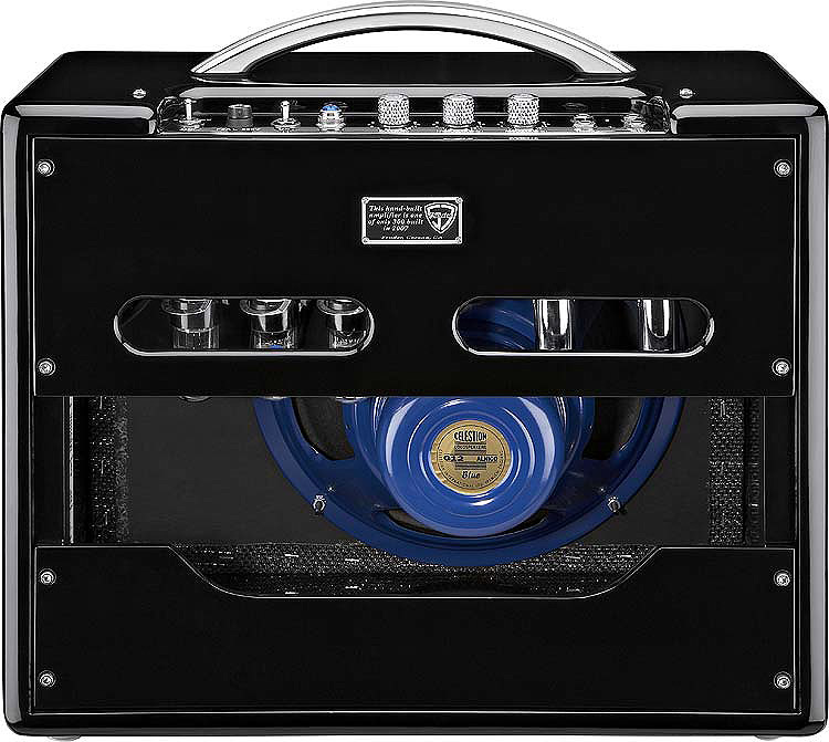 Fender '57 Amp Rear View