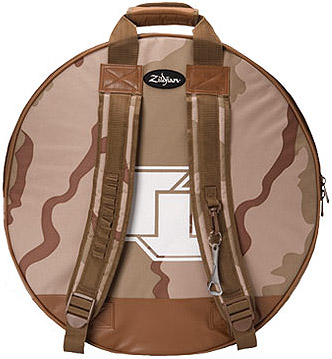 Zildjian Tommy Lee Cymbal Bag Rear View