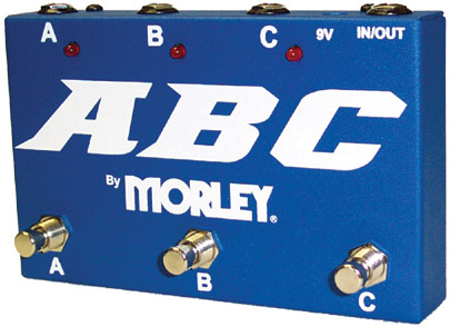 Morley ABC Foot Switch Large View