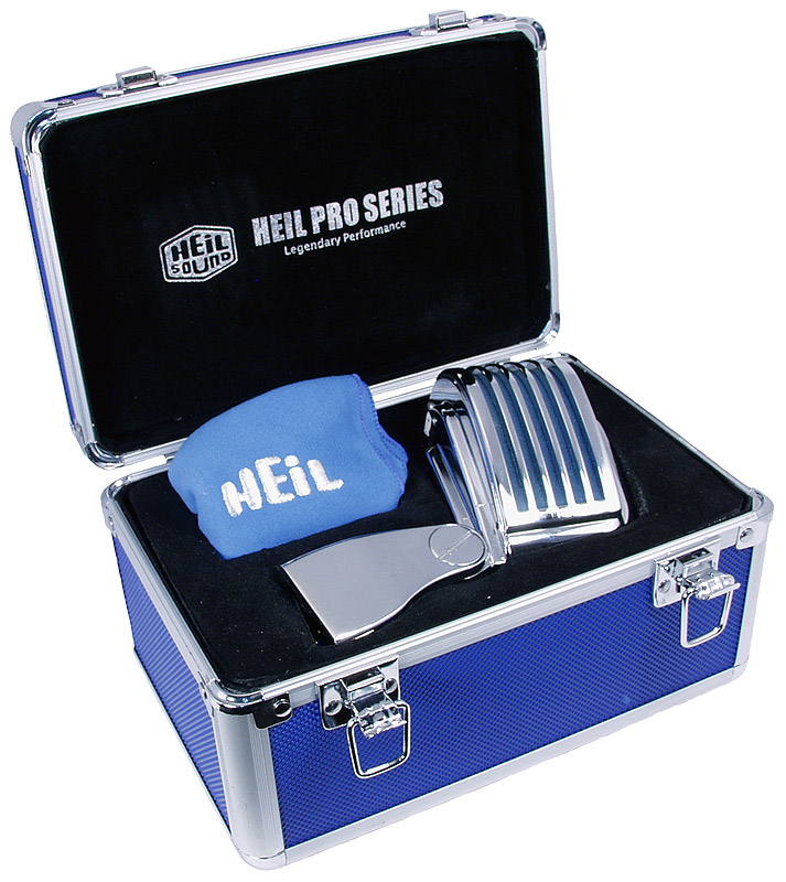 Heil Sound FIN Package View